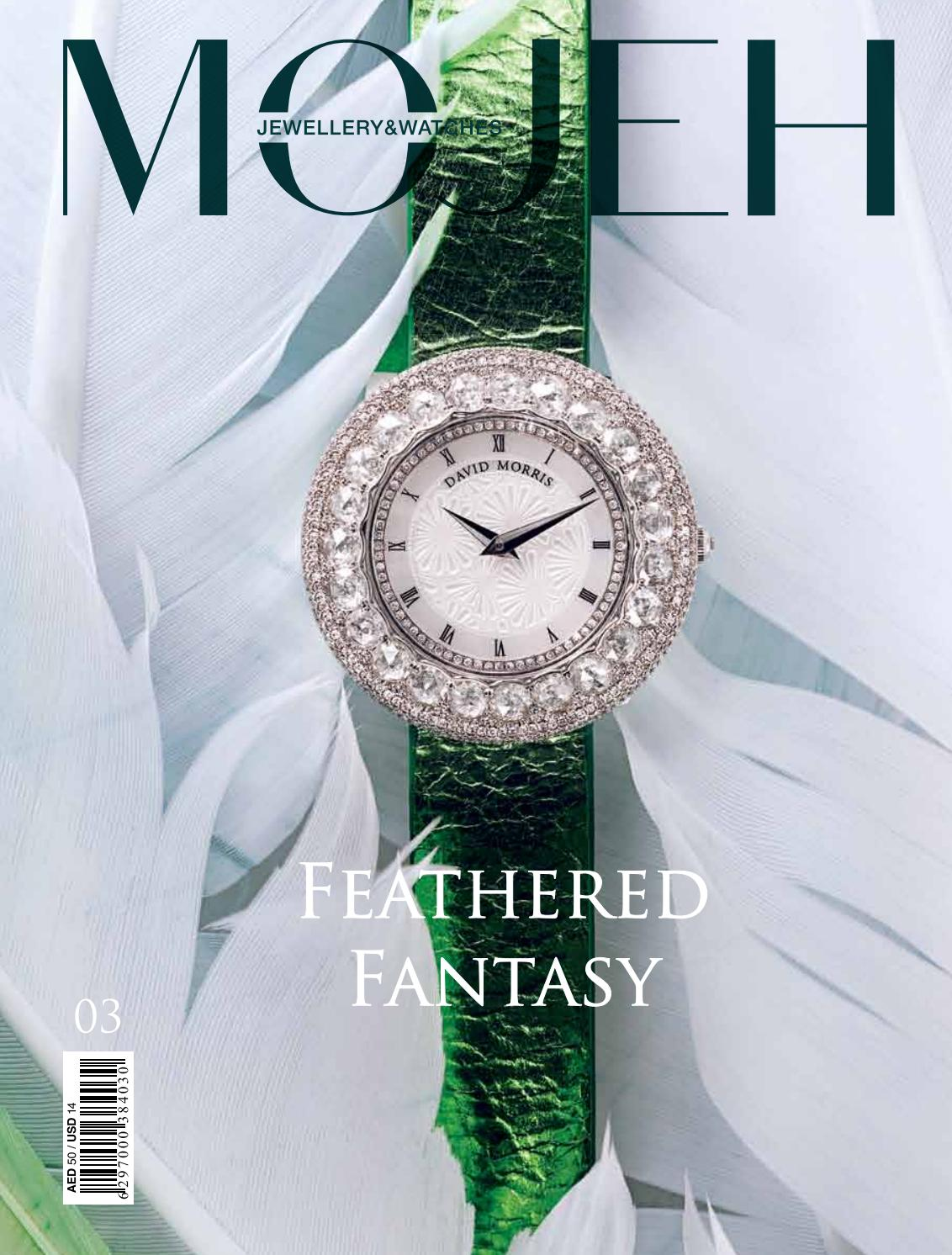 Mojeh Jewellery Watches Issue 3 By Mojeh Issuu