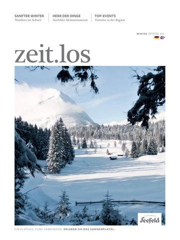 zeit.los | Das Magazin für die Olympiaregion Seefeld