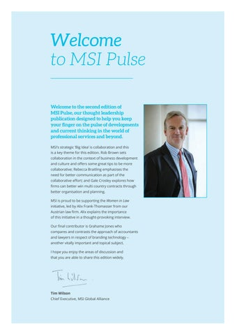 Page 2 of Welcome to MSI Pulse