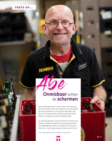 Page 25 of Trots op: Abe