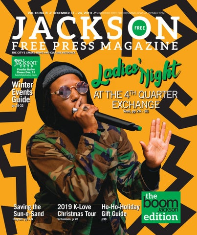 Who Is The Minster At The 2020 Klove Christmas Tour v18n08   BOOM by Jackson Free Press Magazine   issuu
