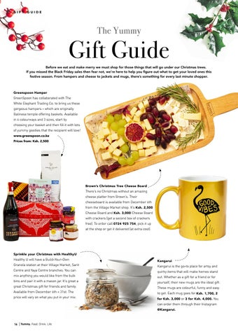 Page 16 of The Yummy Gift Guide