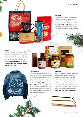 Page 17 of The Yummy Gift Guide