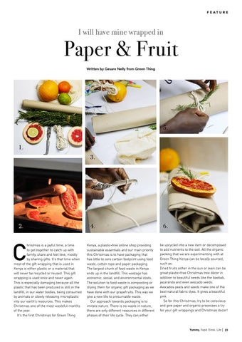 Page 23 of I Will Have Mine Wrapped in Paper & Fruit