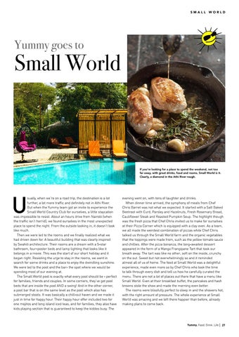 Page 27 of Yummy Goes To Small World