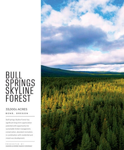 Page 2 of Bull Springs Skyline Forest