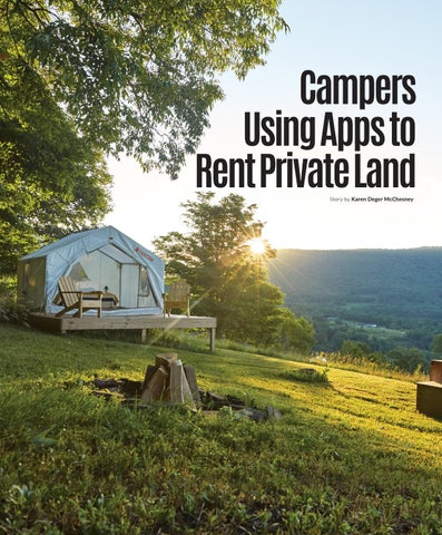 Page 51 of Campers Using Apps to Rent Private Land