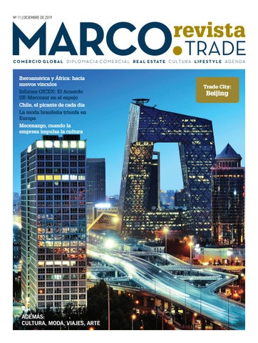 Marco Trade Revista Numero 11 by MARCO TRADE REVISTA issuu