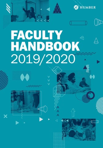 2019 2020 Humber College Faculty Handbook By Teaching Learning Issuu