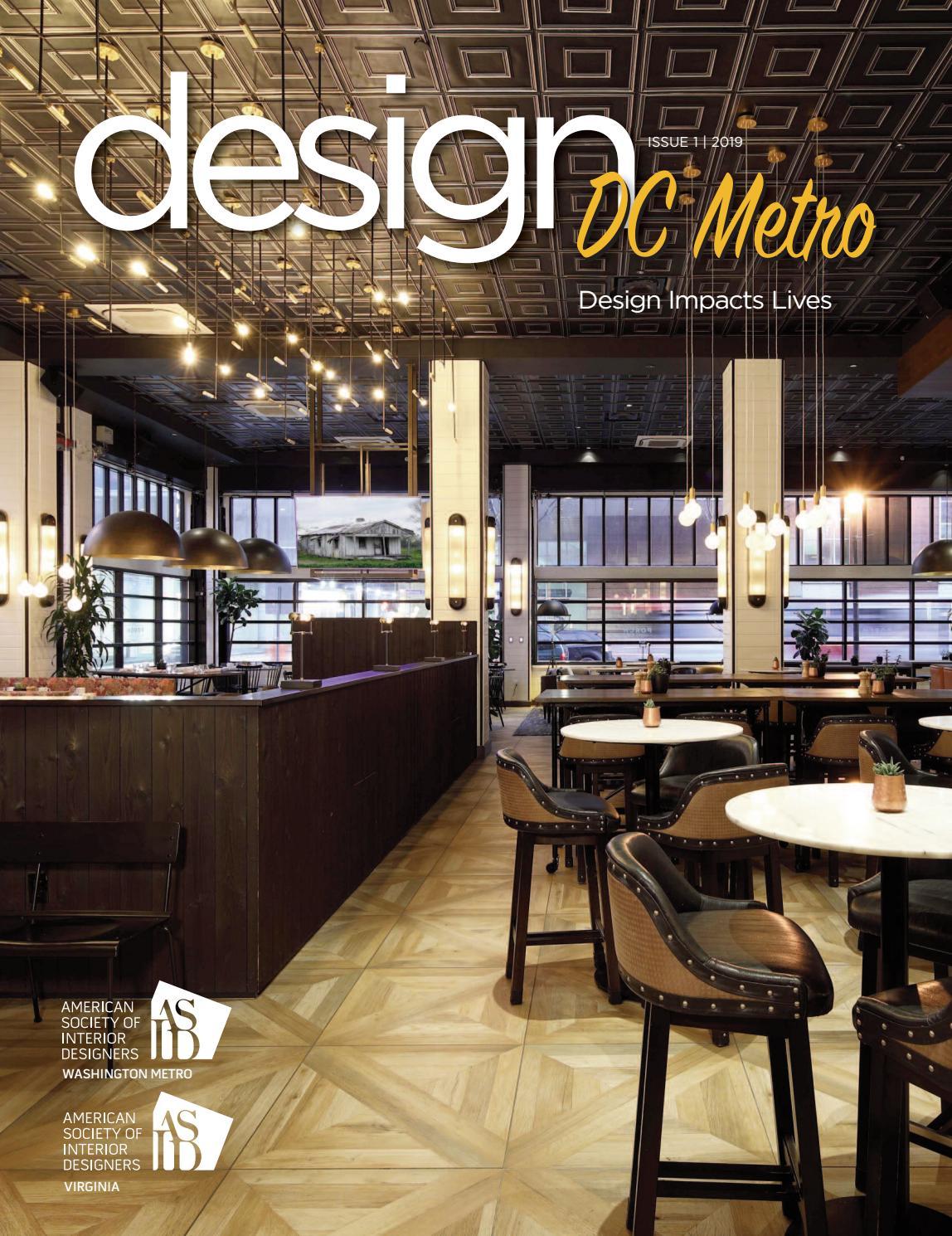 Dc Metro Vol I 2019 By Dsa Publishing Issuu