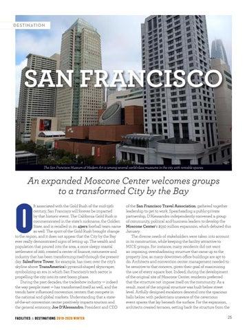 Page 27 of Facilities & Destinations: SAN FRANCISCO