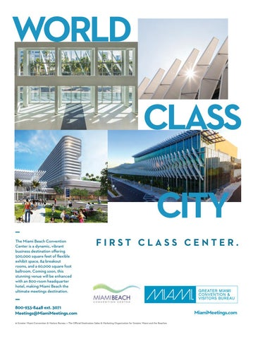 Page 3 of Facilities & Destinations: CLEVELAND