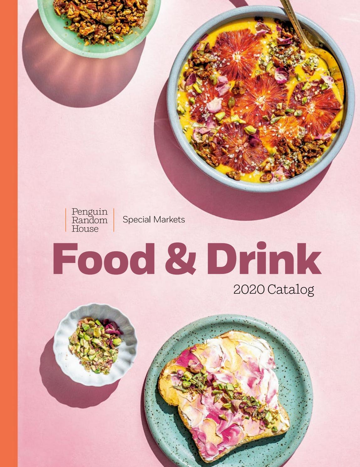 Penguin Random House Food And Drink Spring 2020 By Syinc Issuu