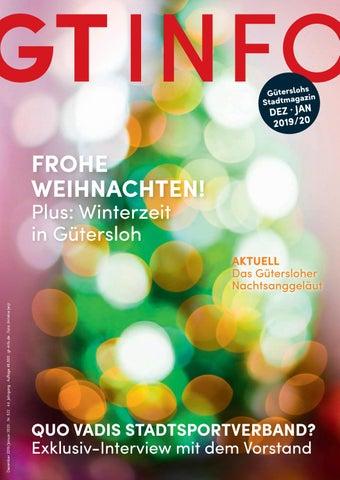 Güterslohs Stadtmagazin Issuu