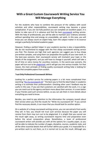 Custom course work writer site uk resume templates for biotech company