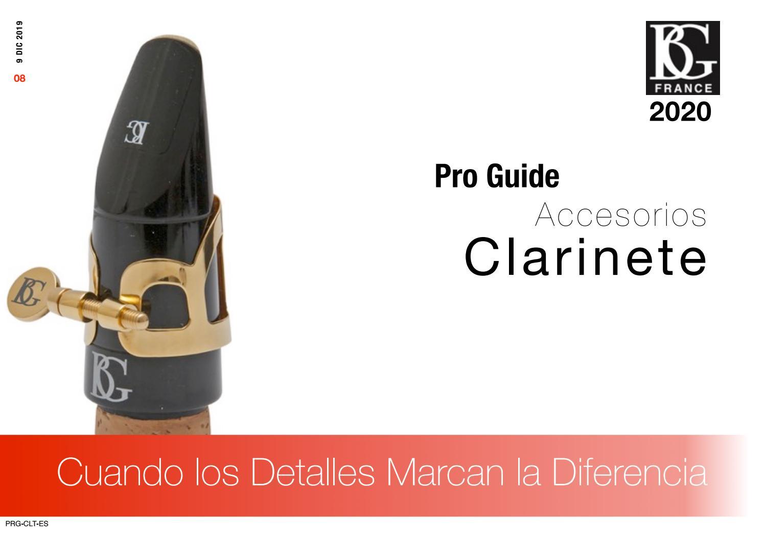 Correa para clarinete BG C20 LP