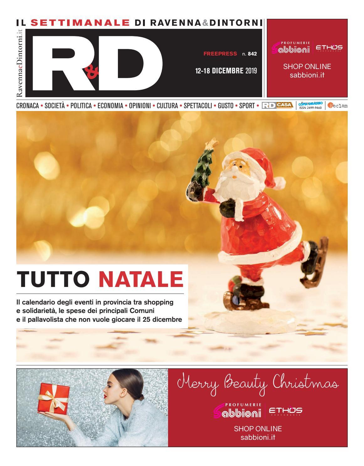 R&D 12 12 2019 by Reclam Edizioni e Comunicazione issuu