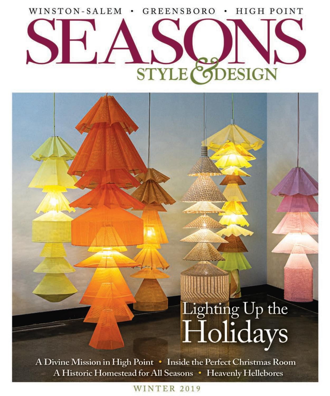Arbor Acres Winston Salem Nc: Seasons Winter 2019 By O.Henry Magazine