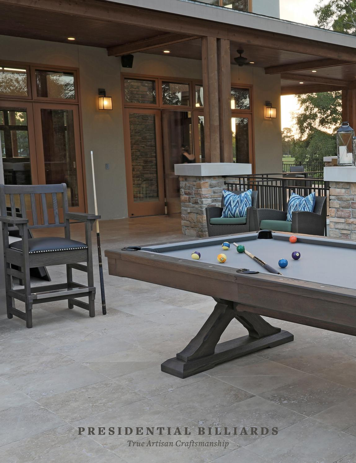 Presidential Billiards 2020 Product Catalog By