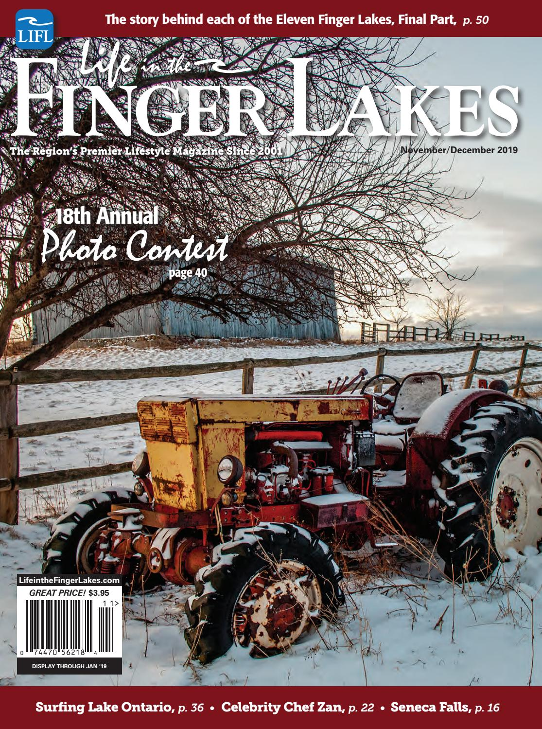 winter woodland home decor the collection.htm life in the finger lakes novdec 2019 by fahy williams publishing  life in the finger lakes novdec 2019 by