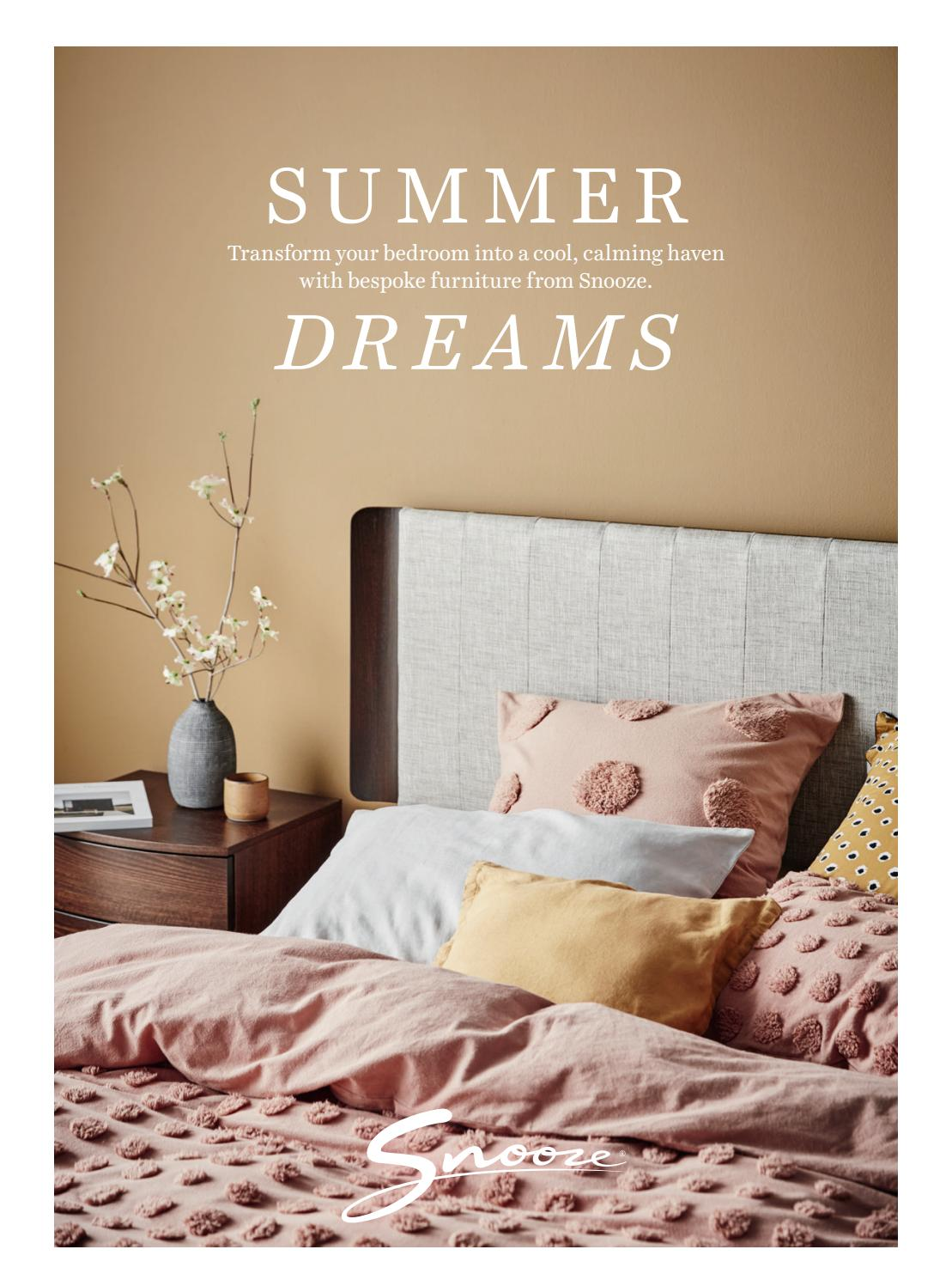 Snooze Summer 2019 20 Look Book By Story54 Issuu