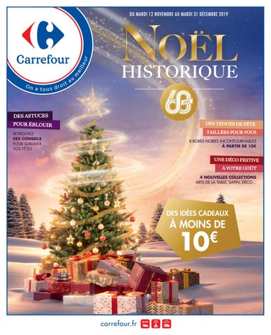 Catalogue Carrefour Noel Historique By Ofertas Supermercados