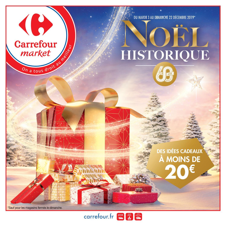 Catalogue Carrefour Des Idees Cadeaux A Moins De 20 By