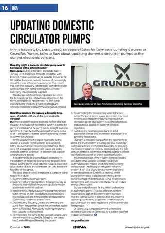 Page 16 of Updating domestic circulator pumps