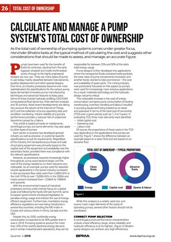 Page 26 of Calculate and manage a pump system's total cost of ownership