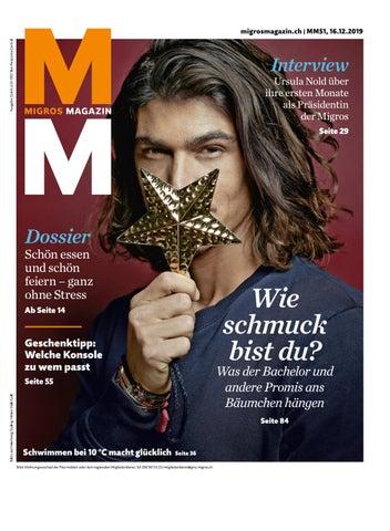 Migros Magazin 10 2019 d NE by Migros Genossenschafts Bund