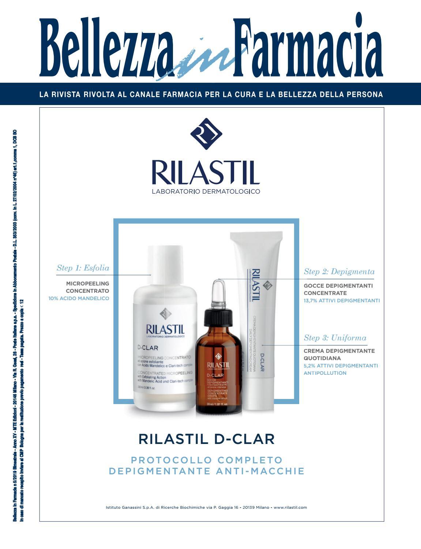 Bellezza In Farmacia 5 19 By Mte Edizioni Issuu