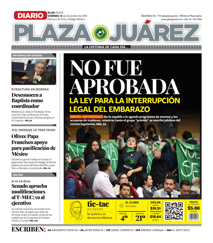 Andrea Garcia Xtremo 13.12.19diario plaza juárez - issuu