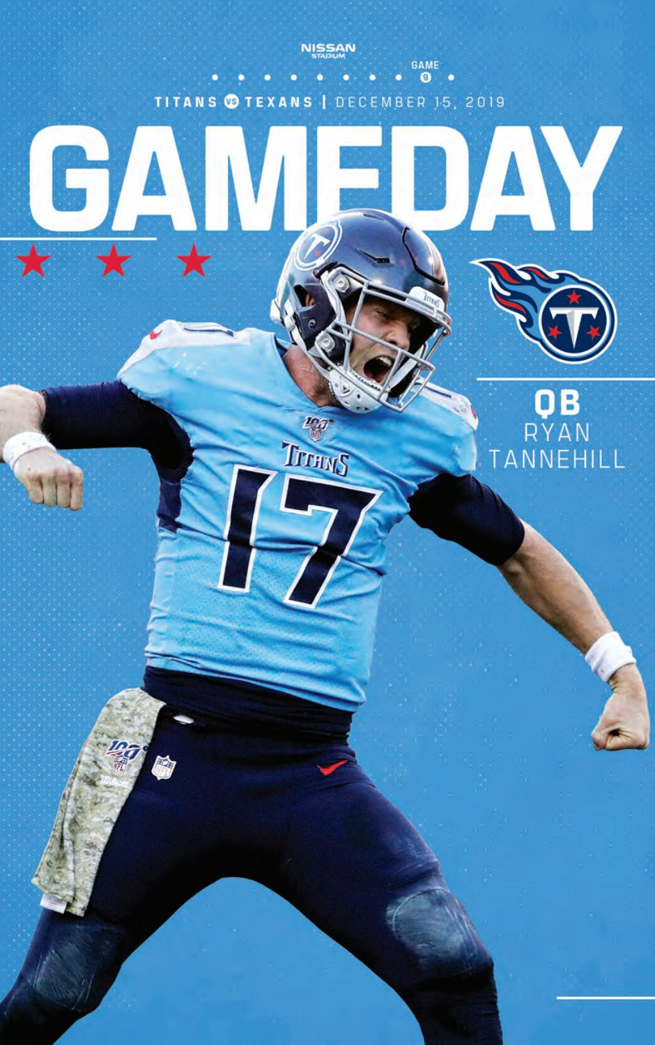 look good shoes sale authorized site multiple colors Tennessee Titans vs. Houston Texans: Dec. 15, 2019 by Tennessee ...