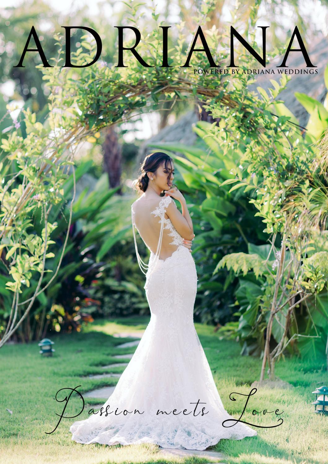 Adriana Weddings Destination Weddings Issue Iii By Adriana