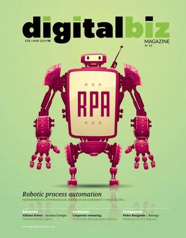 Robotic Process Automation By Kerunet Digital Publishing Issuu