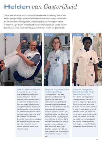 Page 23 of Helden van Gastvrijheid