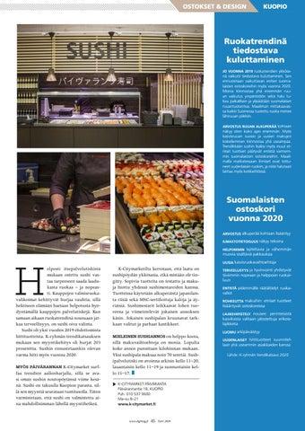 Page 45 of Trendikäs sushi maistuu monelle