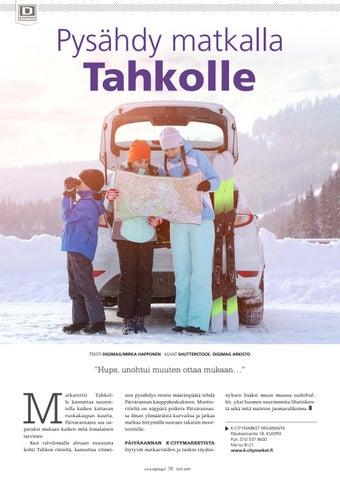 Page 76 of Pysähdy matkalla Tahkolle