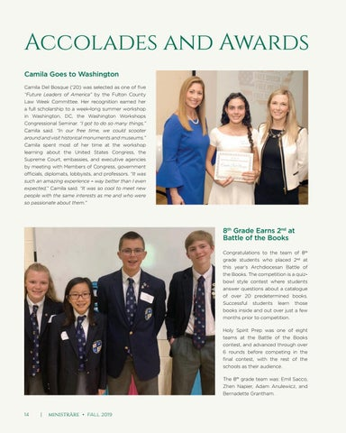 Page 14 of Accolades and Awards