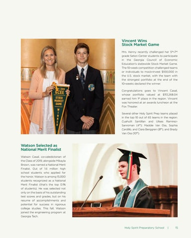 Page 15 of Accolades and Awards