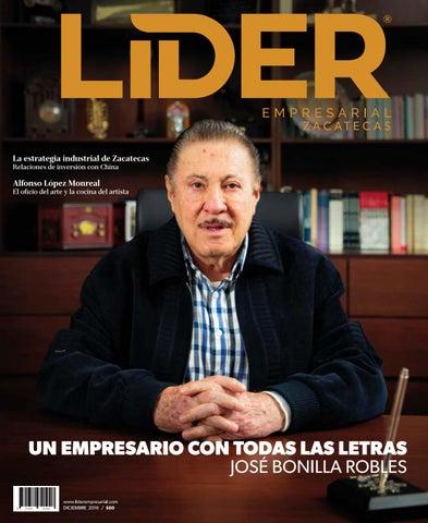 Líder Empresarial Zacatecas No. 3