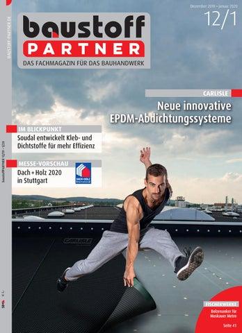 baustoffPARTNER Dezember 2019 - Januar 2020 by SBM Verlag ...
