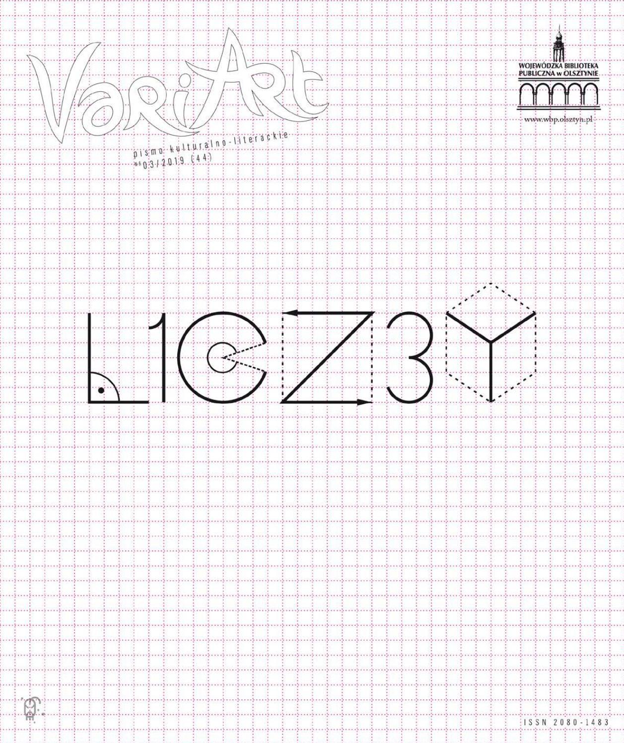 Variart 32019 By Wojewódzka Biblioteka Publiczna W