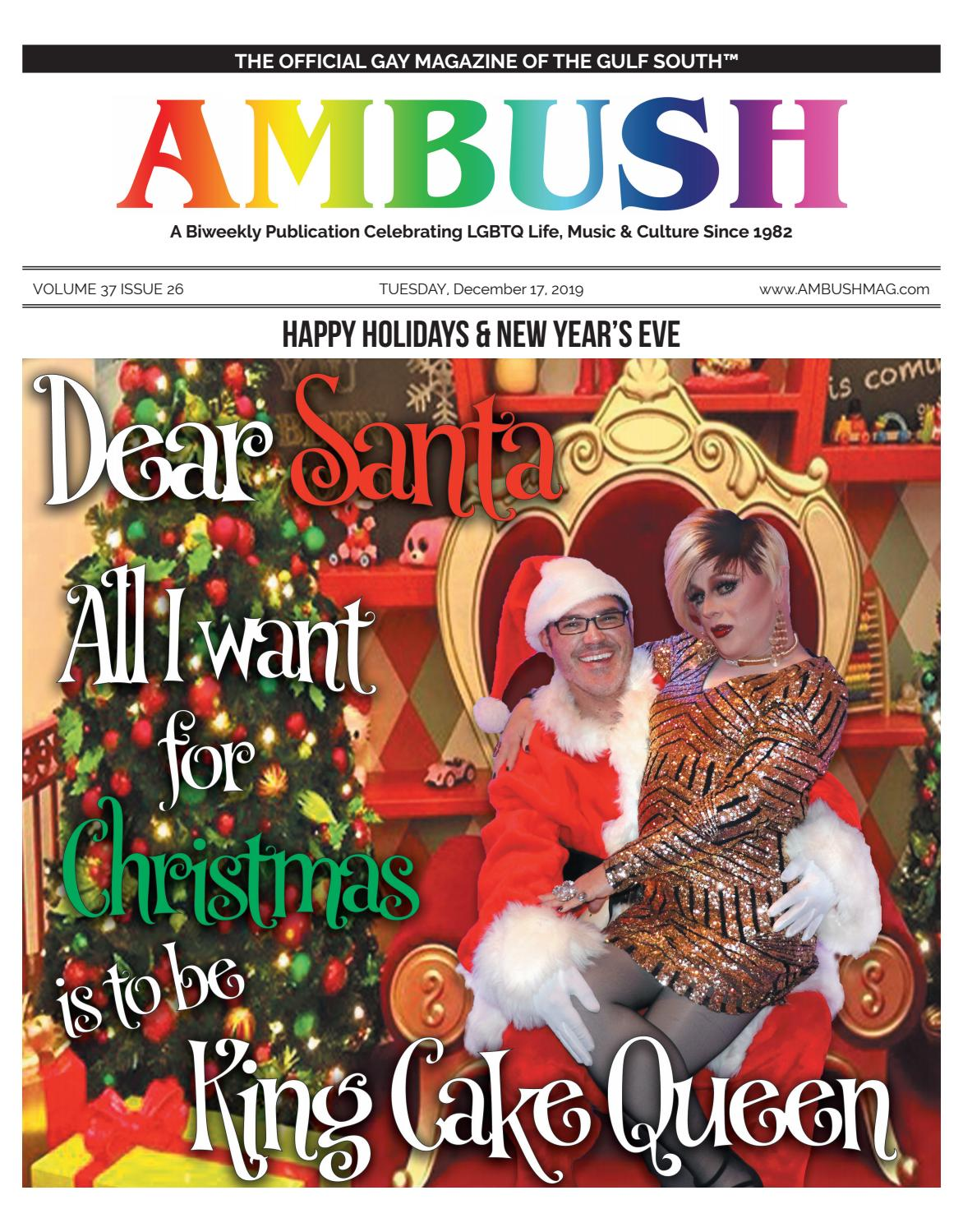 Branson Christmas Bus Tours From St Cloud Mn Leaving November 26 2020 Ambush Magazine Volume 37 Issue 26 by Ambush Publishing   issuu