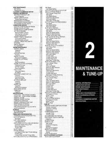 1991 Johnson Evinrude Outboard 1 25hp 70hp Service Repair Manual By Ng14gt4 Issuu