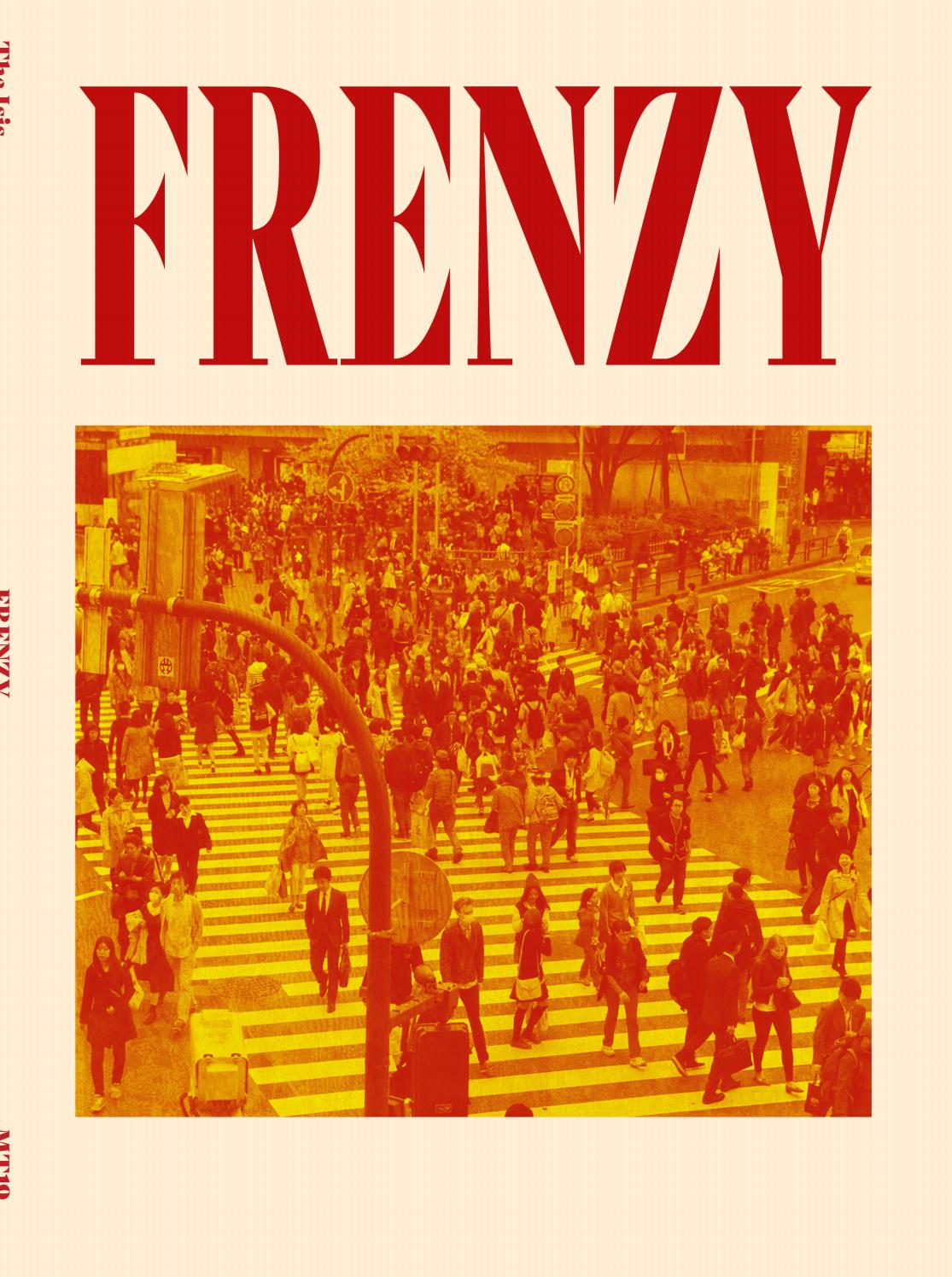 The Isis | Frenzy | MT19 by The Isis - issuu
