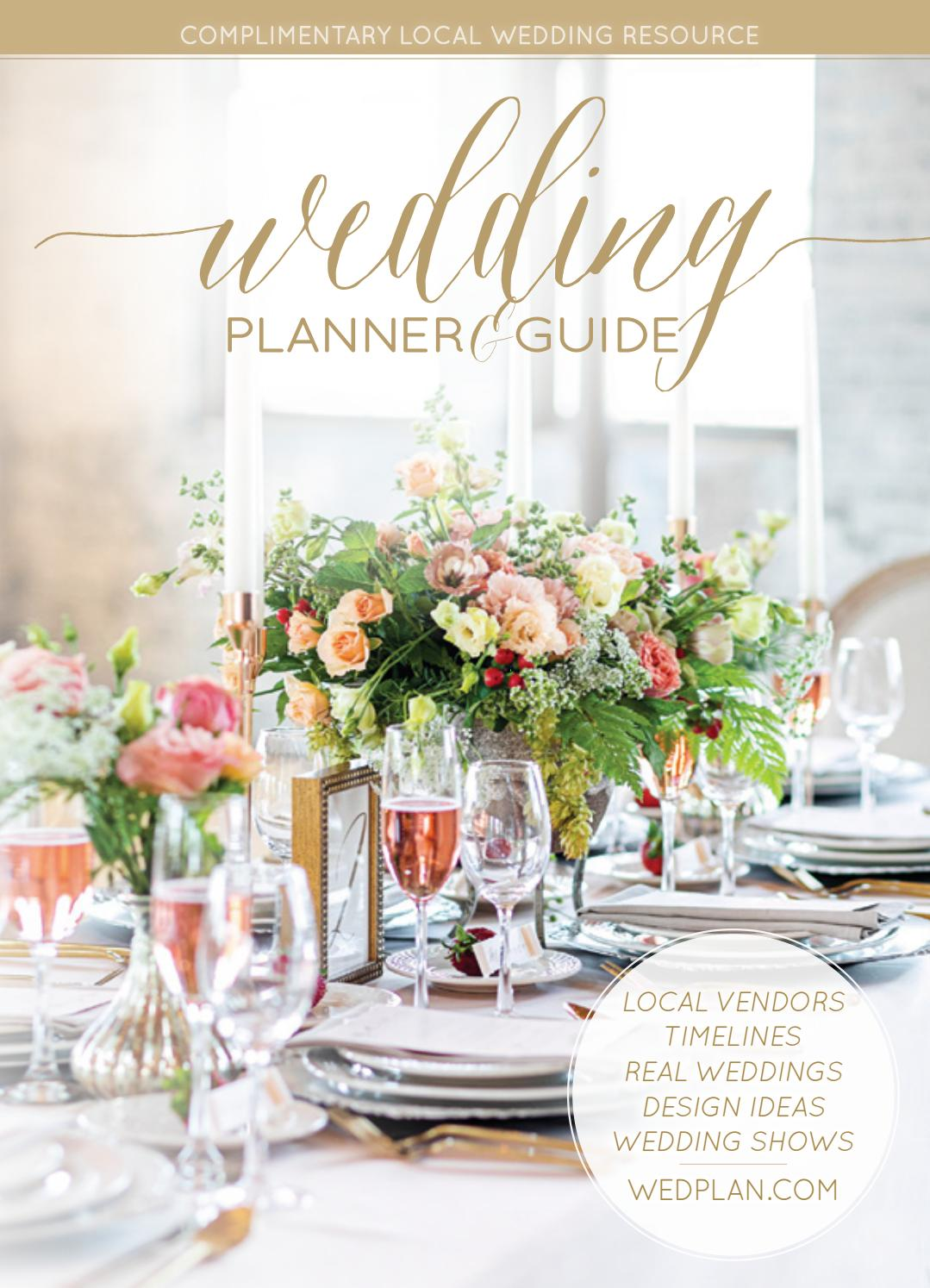 Wedding Planner Guide 2020 Issue By Wedding Planner Guide Issuu