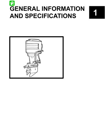 mercury mariner outboard 115 hp service repair manual