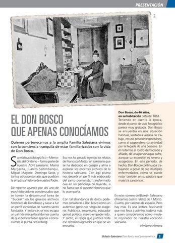 Page 3 of El Don Bosco que apenas conocíamos