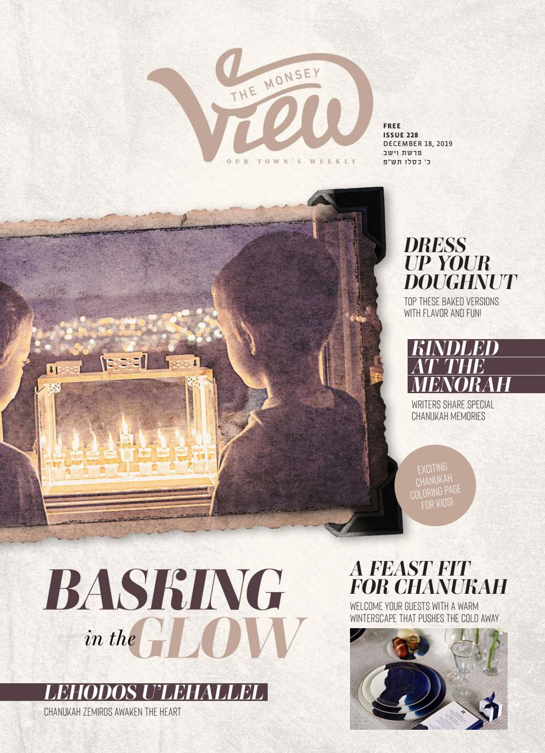 Issue 228 By The Monsey View Issuu